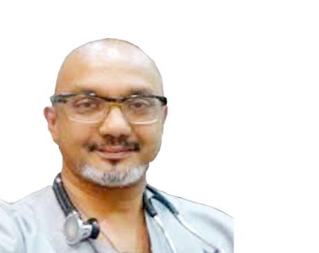 Dr. Ruban Satkuna Nathan